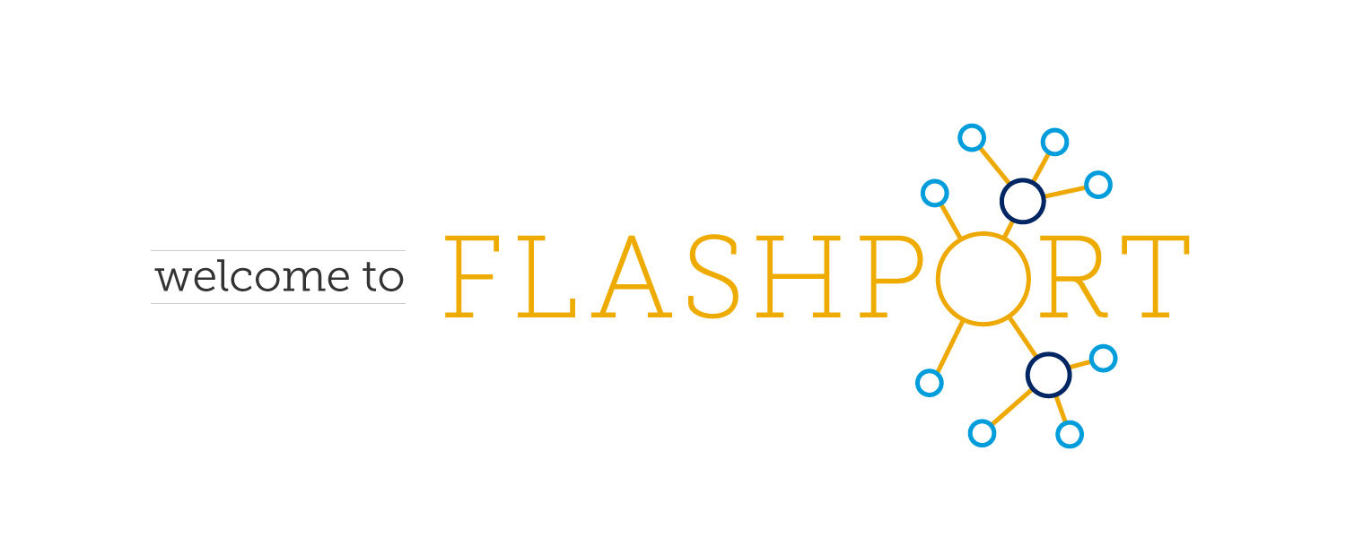 Welcome to Flashport Graphic