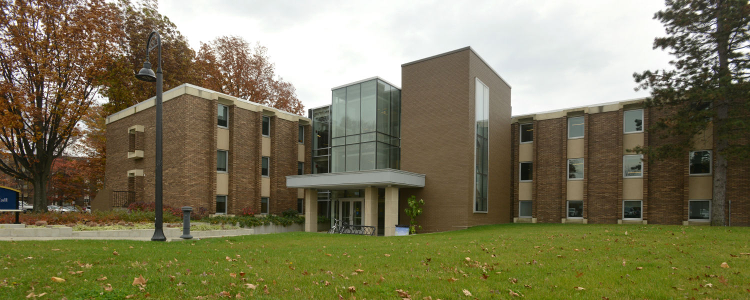 Facilities Planning and Operations is located in Harbourt Hall