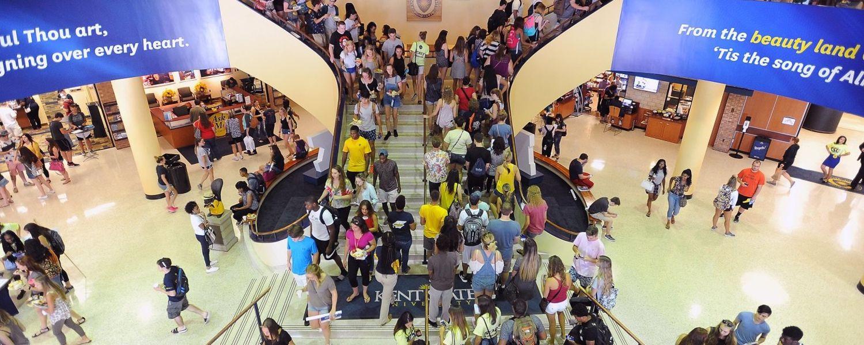 Kent Student Center Lobby