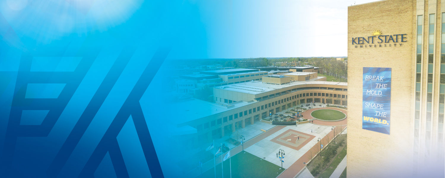 Arial view of Risman Plaza