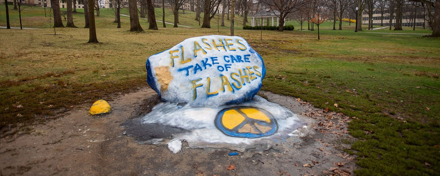 Flashes Take Care of Flashes