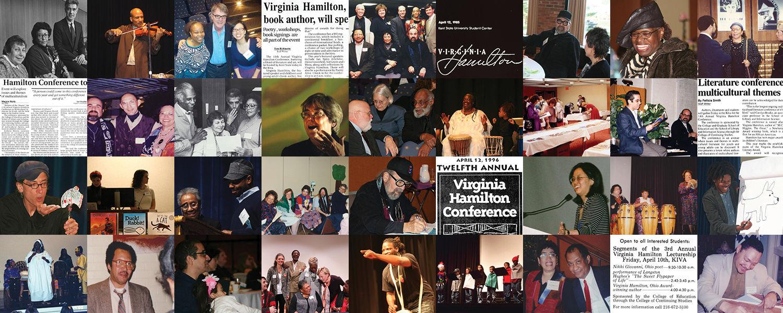 Virginia Hamilton Conference historical photos