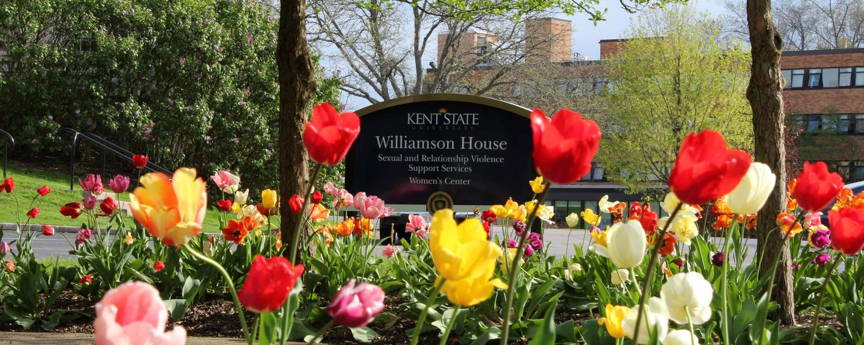 Williamson House sign