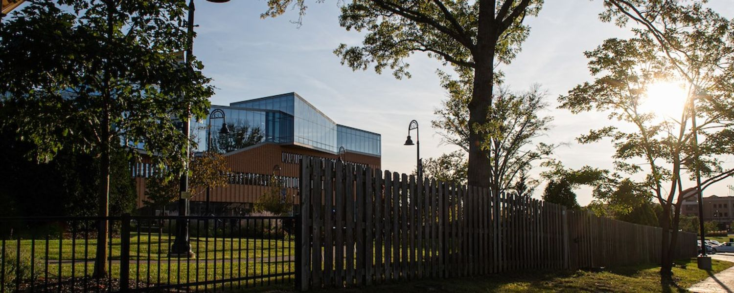 Kent State CAED Building