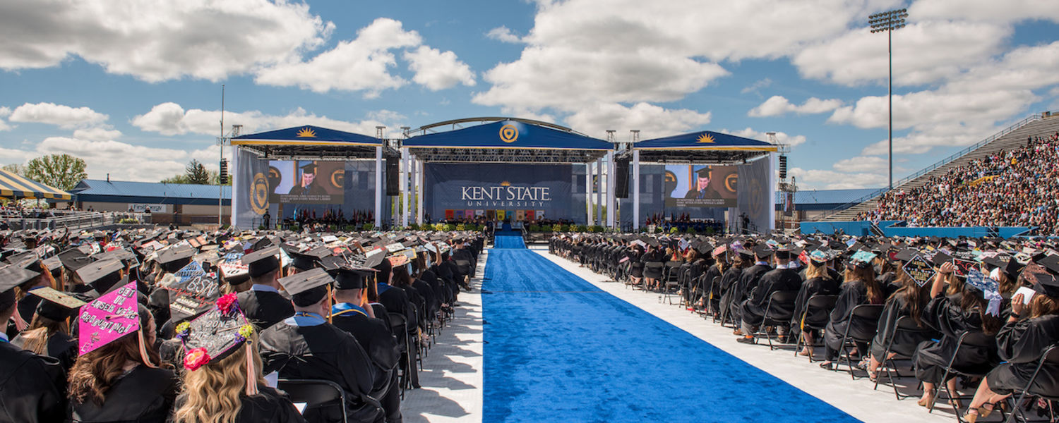 One University Commencement
