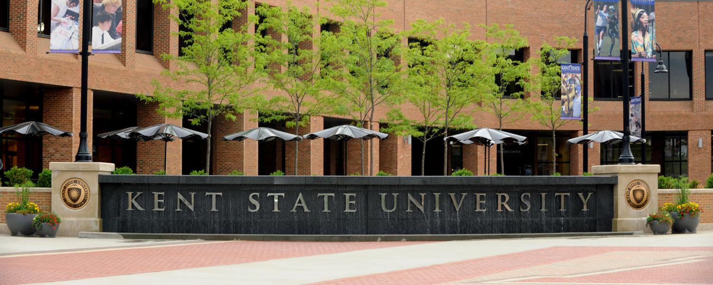 Kent State Plaza