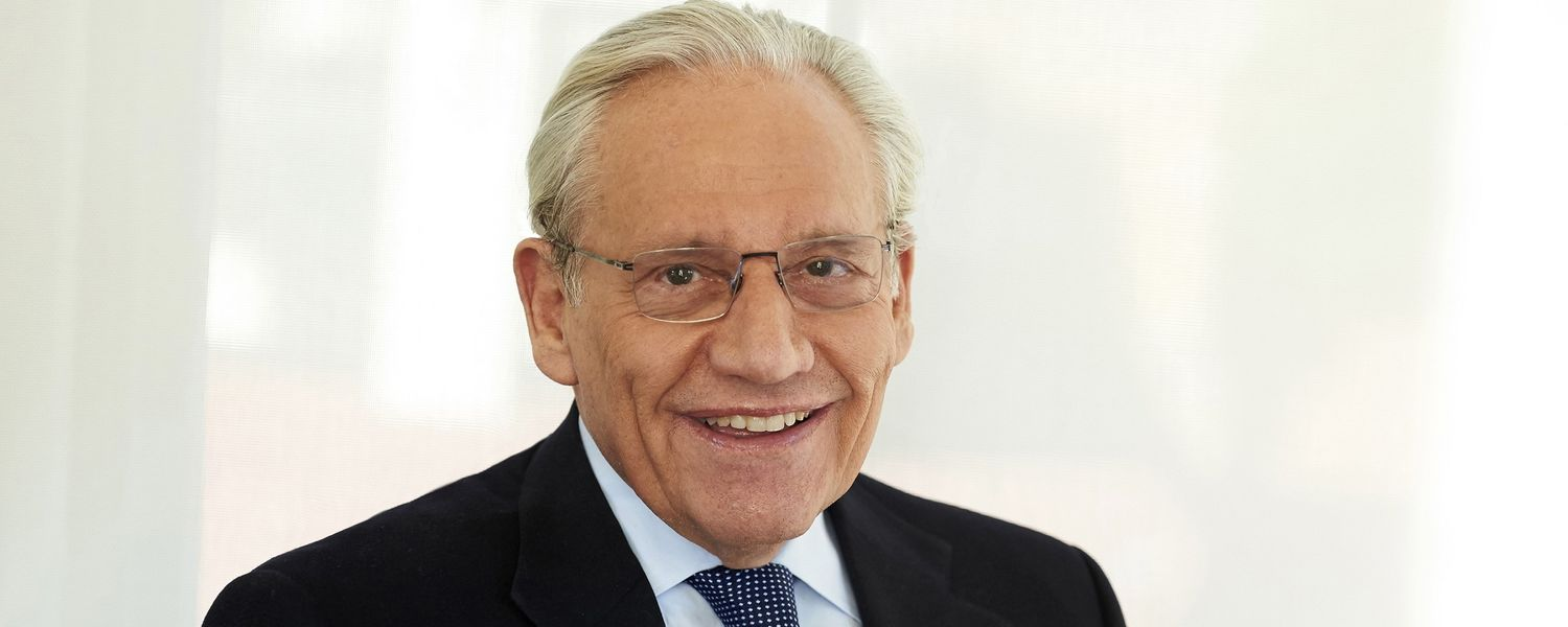 Legendary journalist Bob Woodward will speak at Kent State University the evening of May 4 as part of the university's Presidential Speaker Series. (Photo credit: Lisa Berg)
