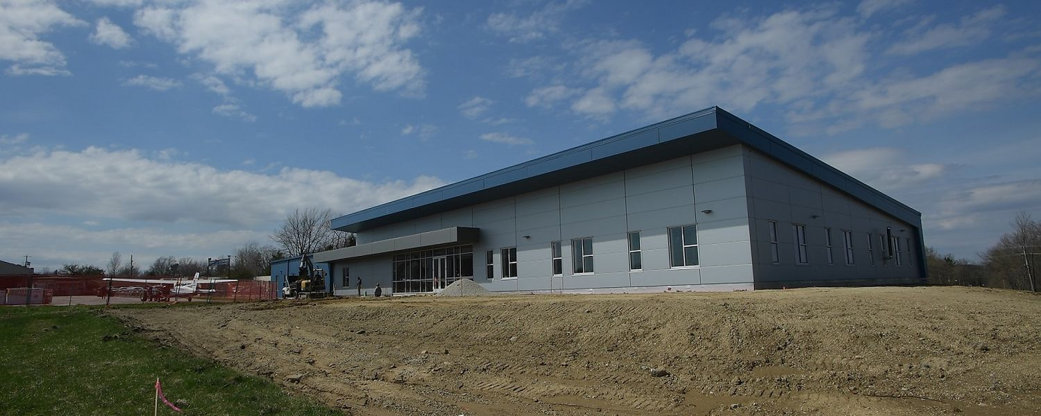The new 17,800-square-foot building at the Kent State University Airport will be named the FedEx Aeronautics Academic Center. Construction is currently underway in anticipation of a fall 2019 opening.