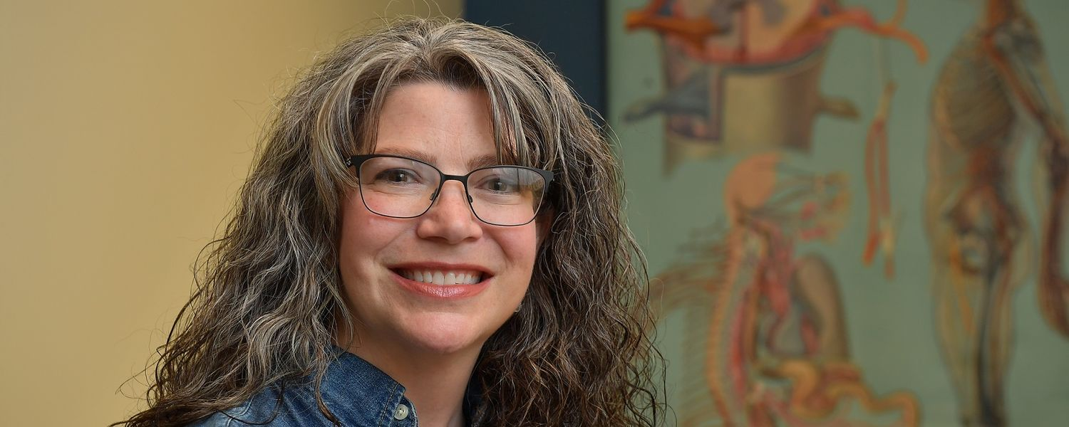 Mary Ann Raghanti, Ph.D., anthropology professor and chair in the College of Arts and Sciences at Kent State University, is involved in a collaborative research project to examine heart disease in gorillas.