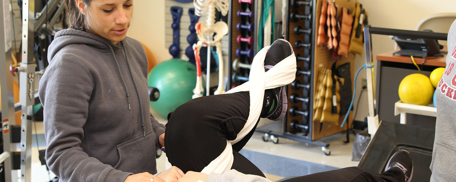 Apply to the Physical Therapy Assistant Technology Program