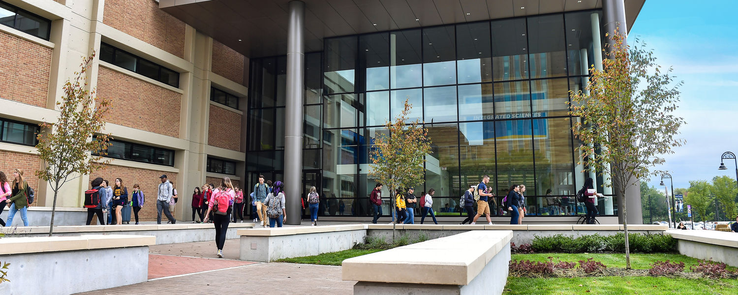 Kent State University will celebrate the grand opening of the new Integrated Sciences Building on Sept. 15 at 2:30 p.m.