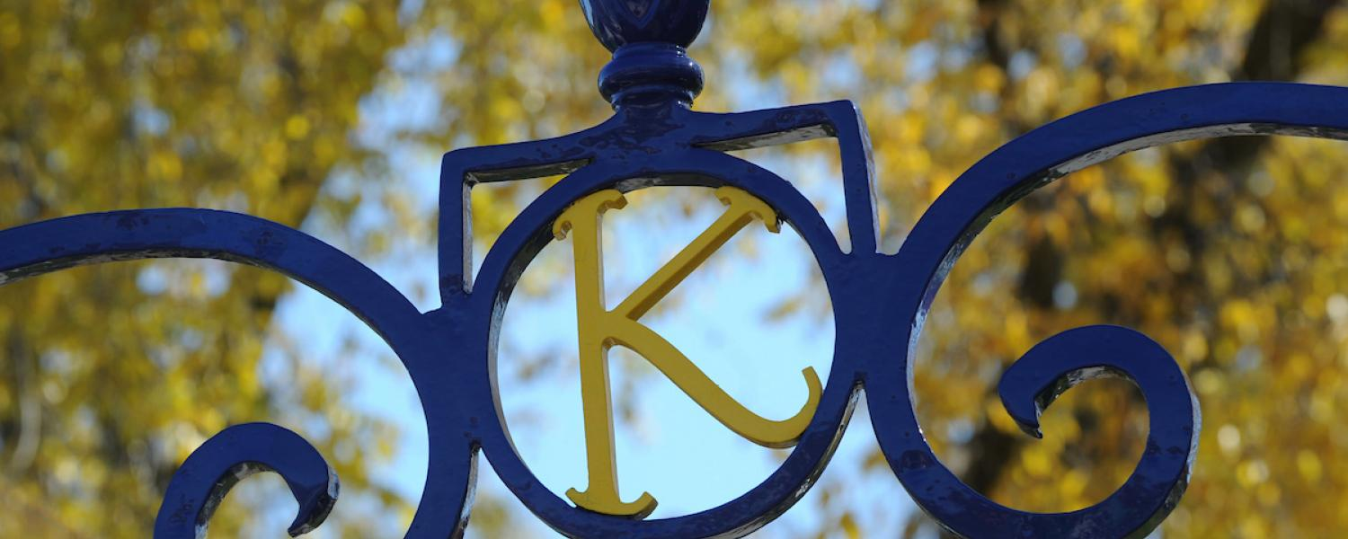 The Kent State emblem is shown.