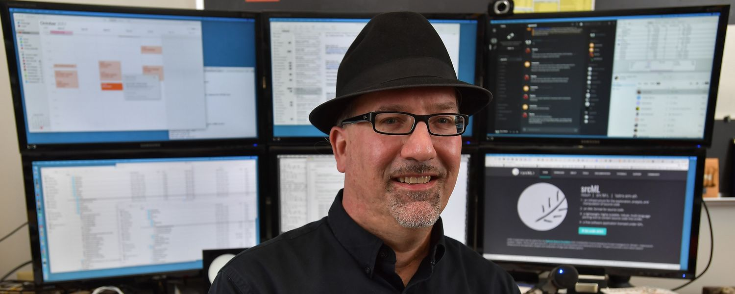 Jonathan Maletic, Ph.D., professor in the Department of Computer Science at Kent State University, has received a three-year, $290,610 grant from the National Science Foundation.