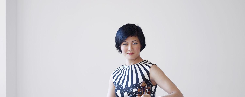 Violinist Jennifer Koh, Kulas Guest Artist