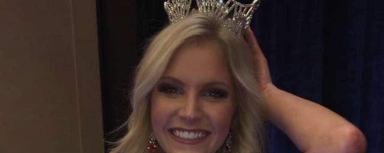 Student Crowned Miss Ohio Collegiate America 2017