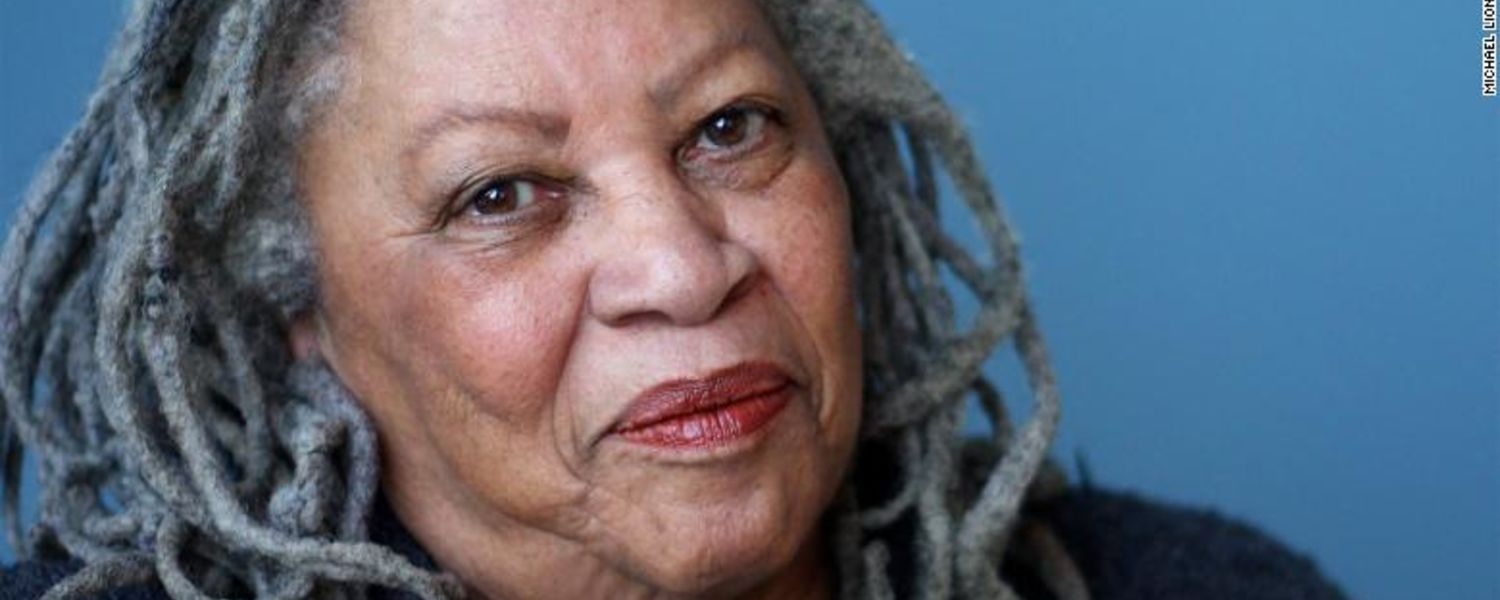 Pictured is author Toni Morrison in a photo released by her publisher Alfred Knopf in 2012.