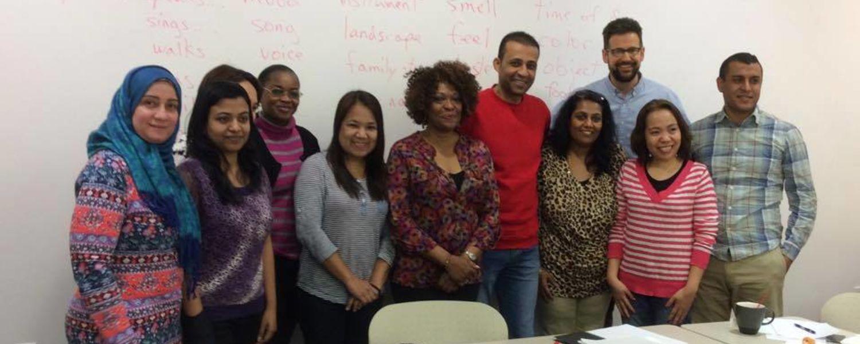 Rita Dove and ILEP Scholars