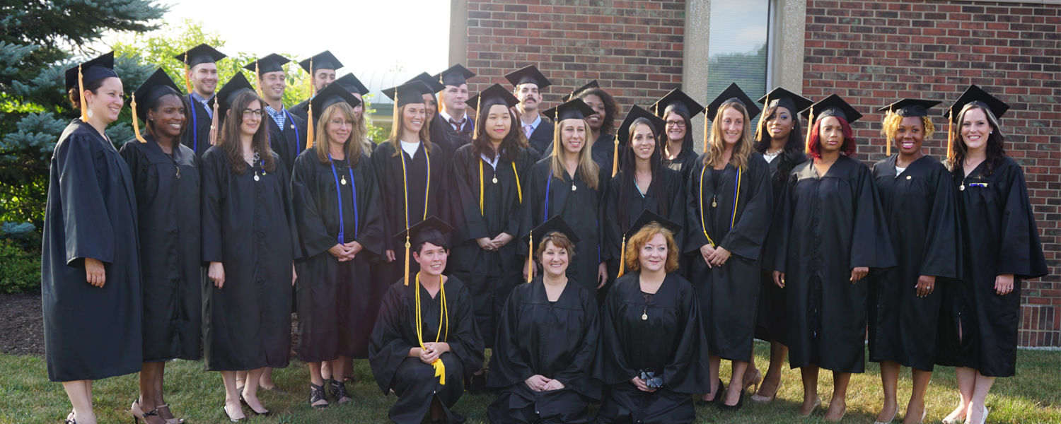 Geauga Campus and Regional Academic Center Students Graduate