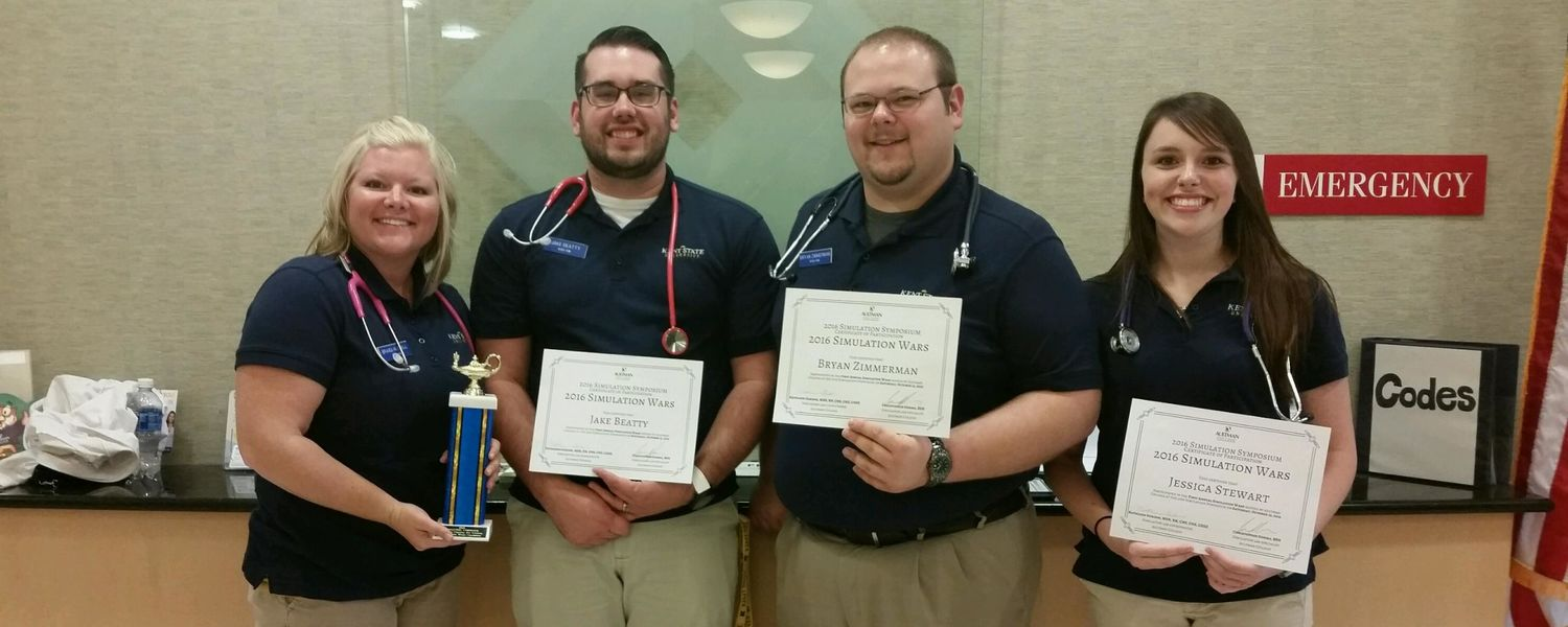 Nursing Students Win Competition