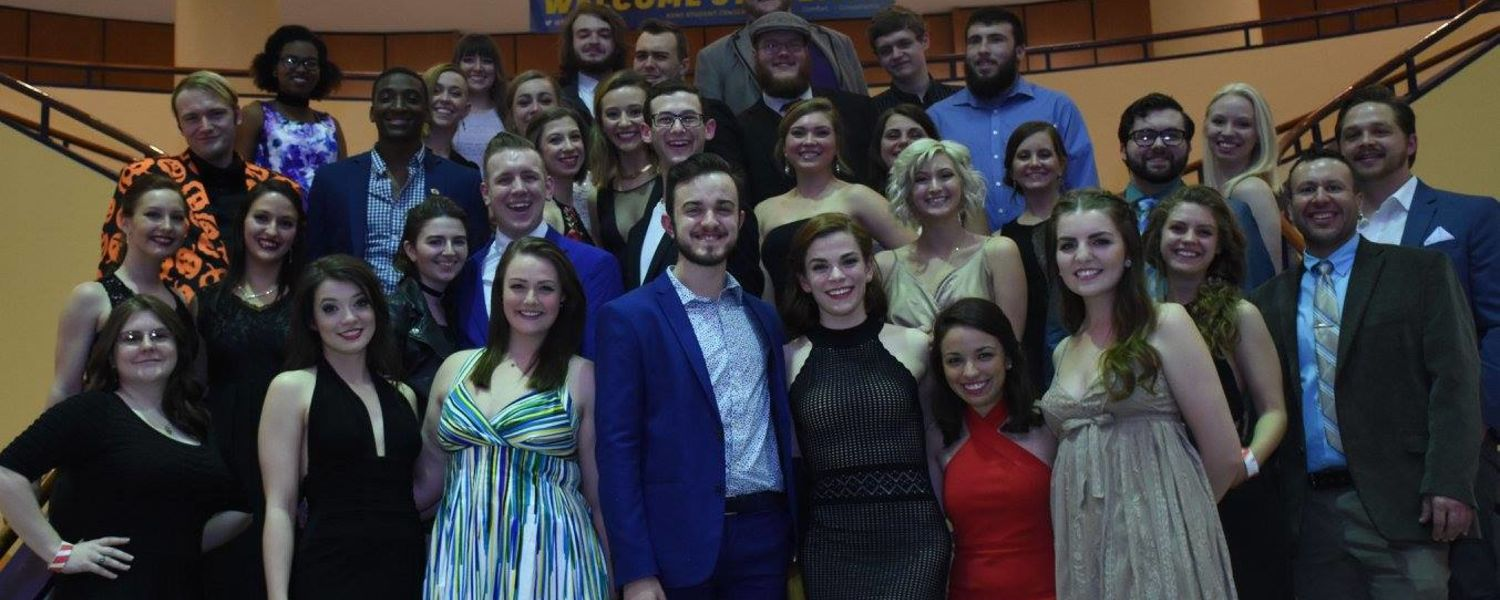 2017 Senior Class of School of Theatre and Dance