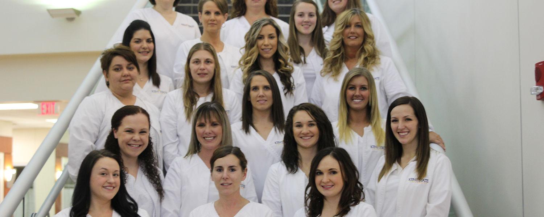 Fall 2017 Ashtabula Nursing Program Graduates