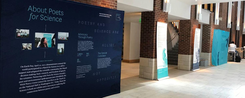 Poets for Science at Vanderbilt University