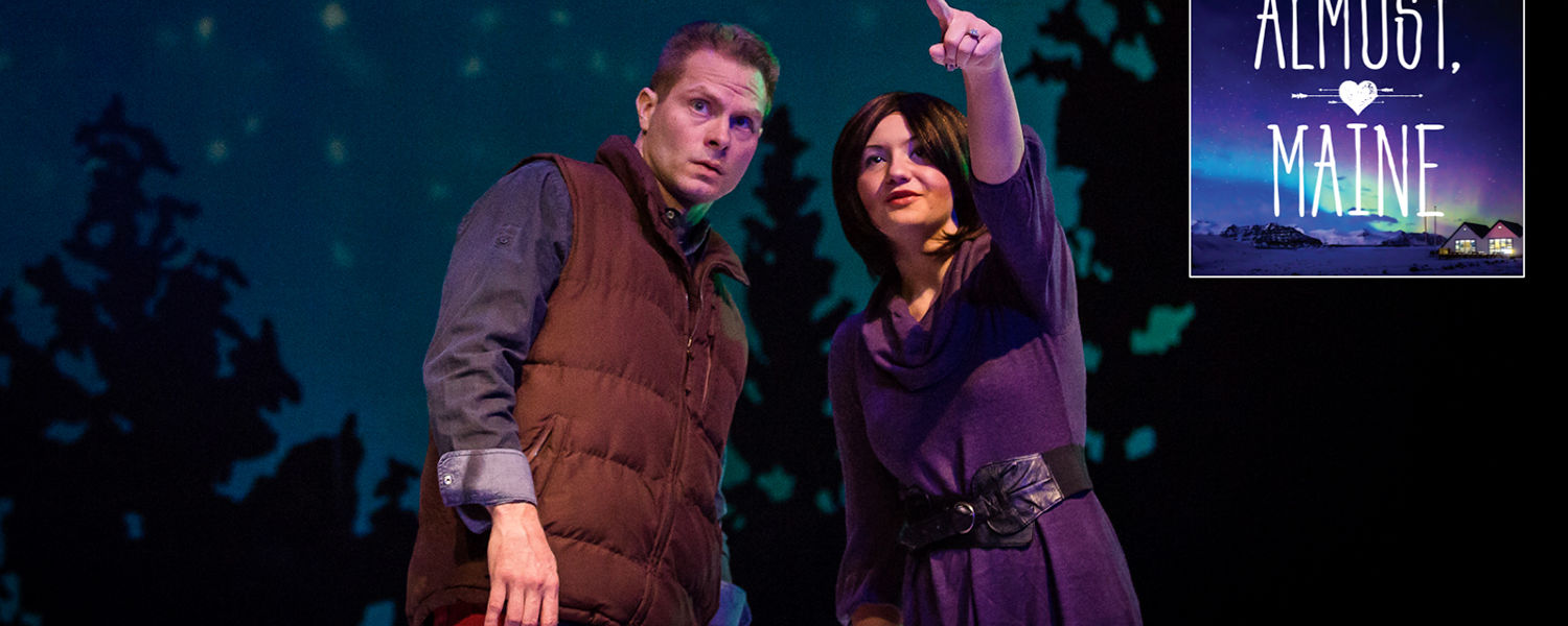 Theatre's Almost, Maine Opens Friday, Nov. 13