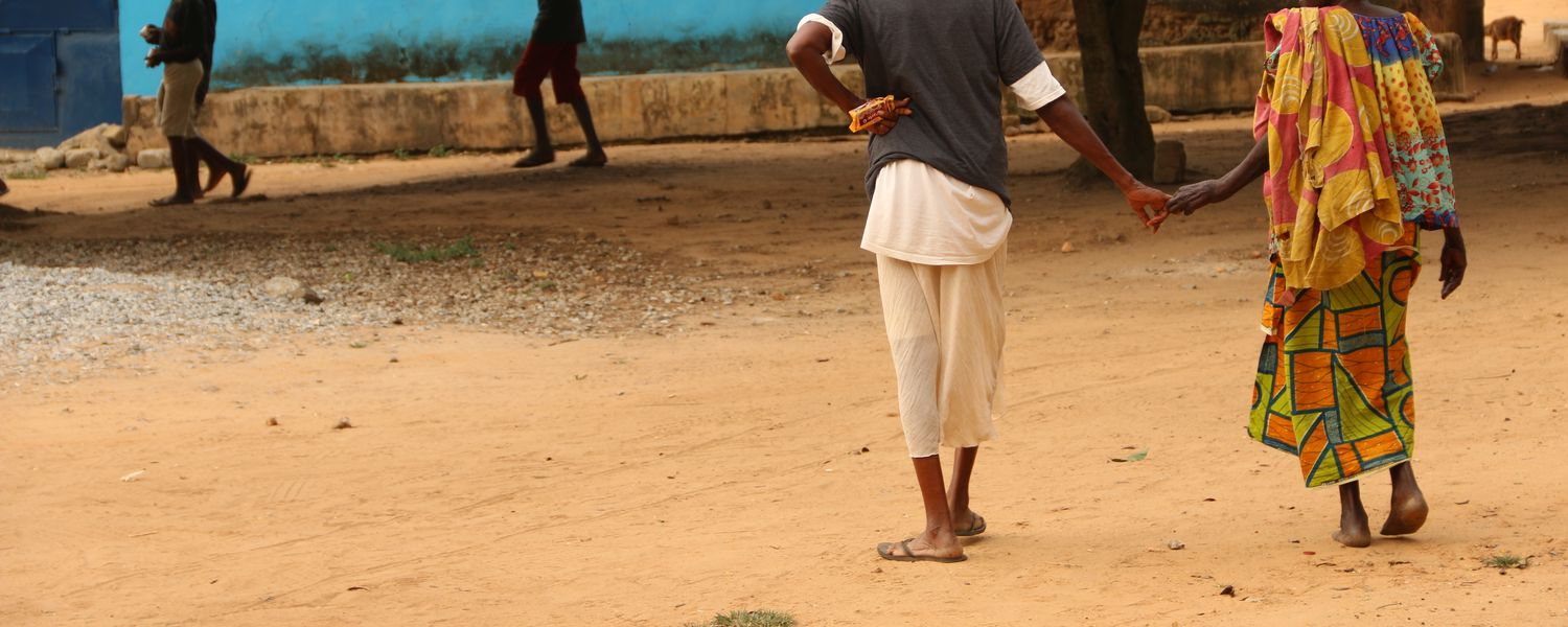 The Real Africa: Images from Ghana by Vince Robinson