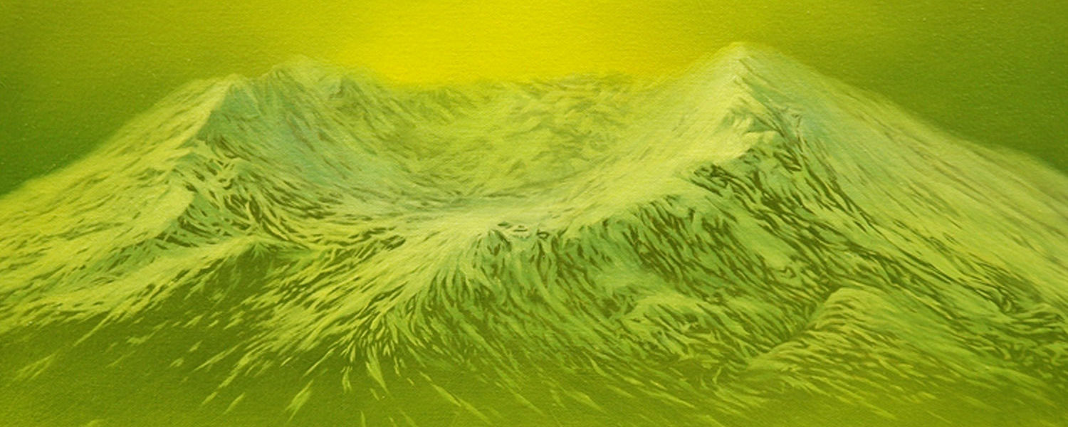 Adam Fung's work will be on exhibit at the Link Art Gallery through Oct. 4.