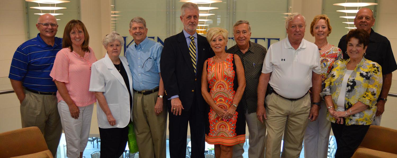 Advisory Board Members Meet on Kent Campus