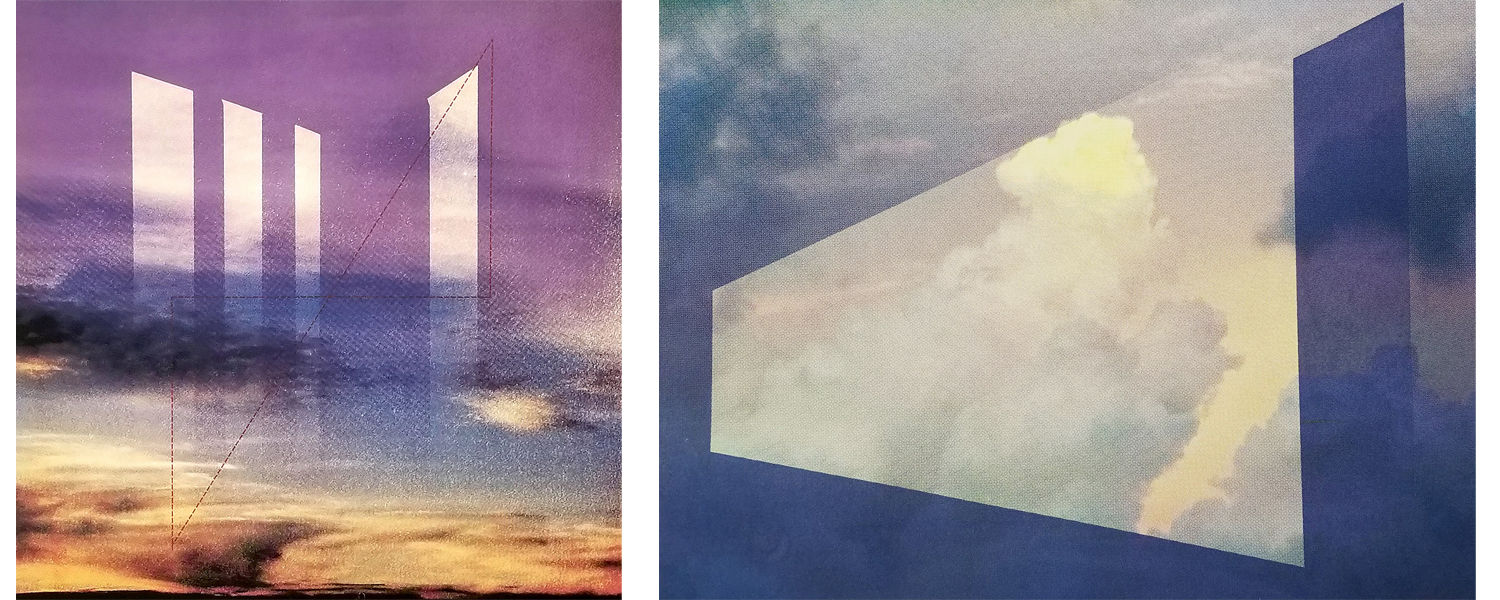 Two prints by Arron Foster