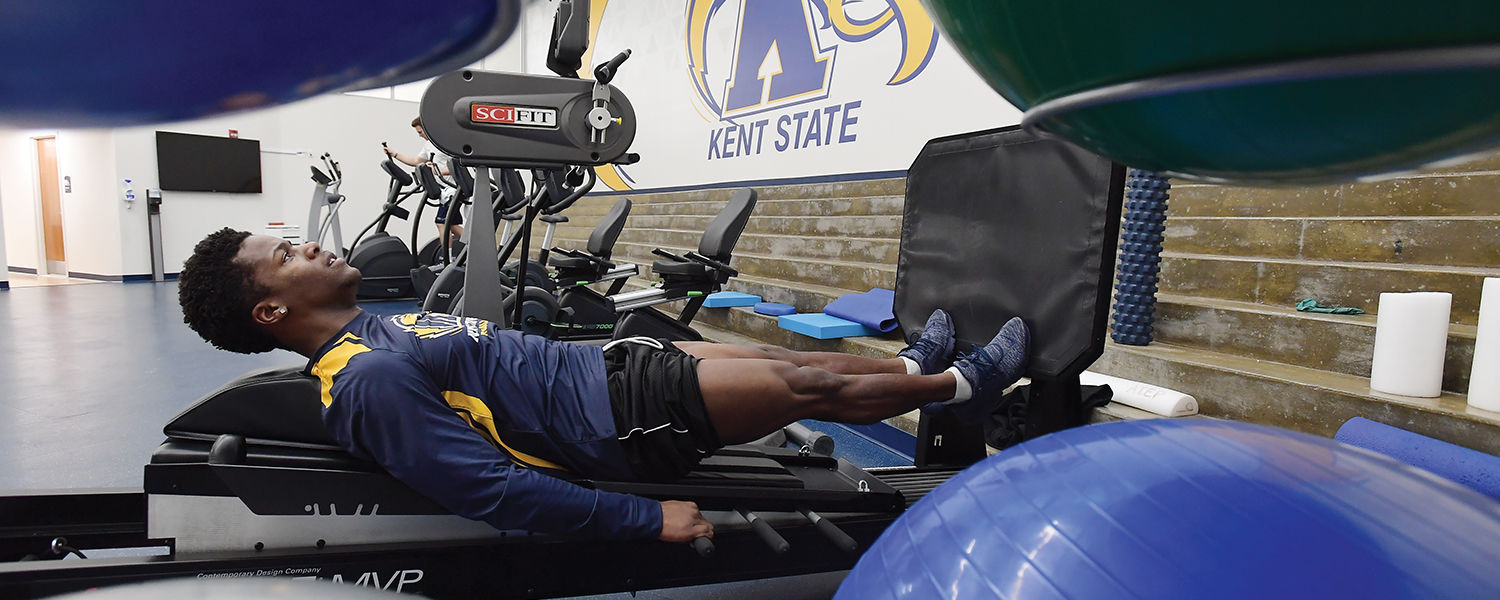 High Performance Recovery Center | Kent State Magazine