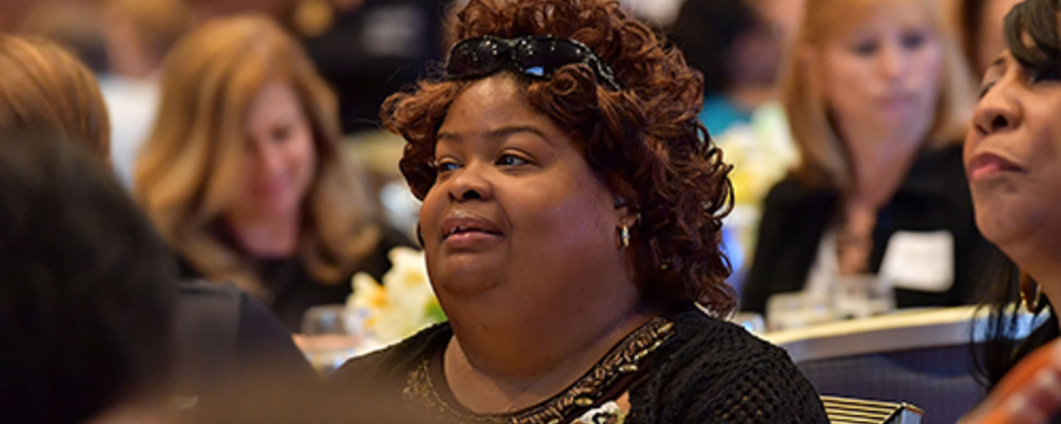 Office Support Staff Recognition Luncheon 2017- Staff Member
