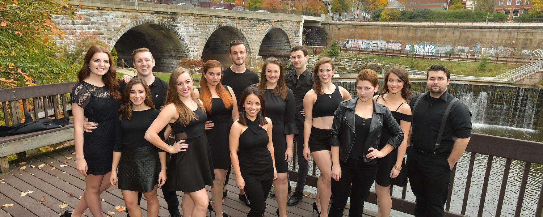 2017 Musical Theatre Showcase Class