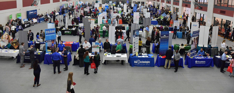 Fall Internship Co-op and Career Fair