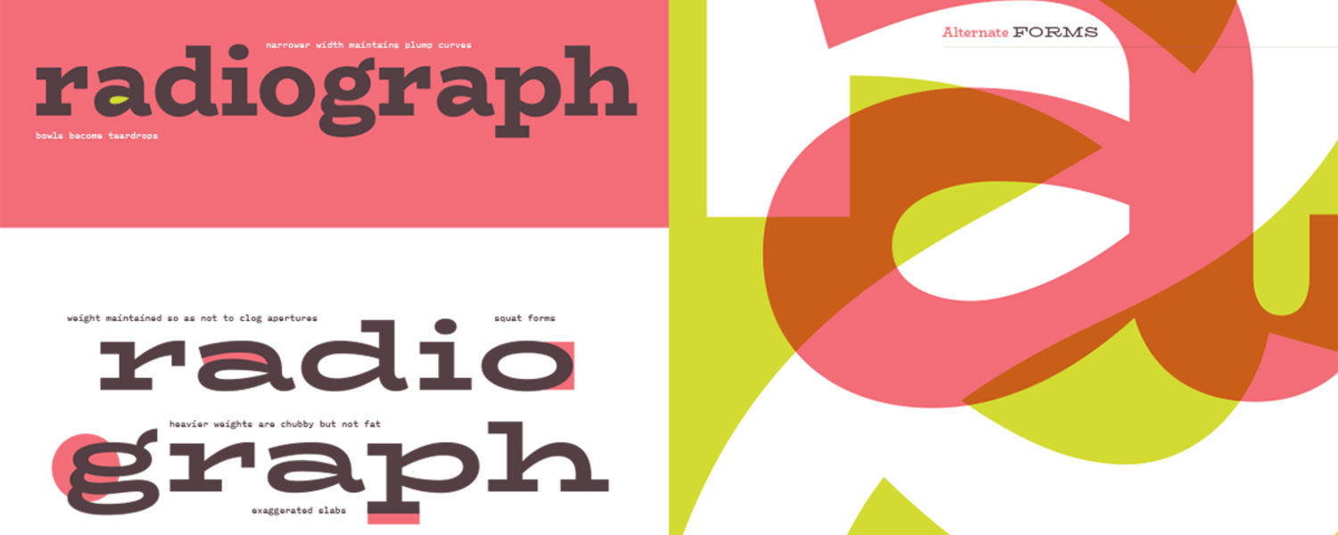 Biorhyme is the latest font available in Google Web fonts, and it was designed by a Kent State faculty member.