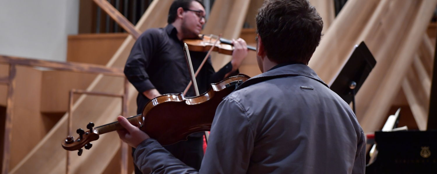 Tuesday Musical Masterclass at Kent State from Spring 2019