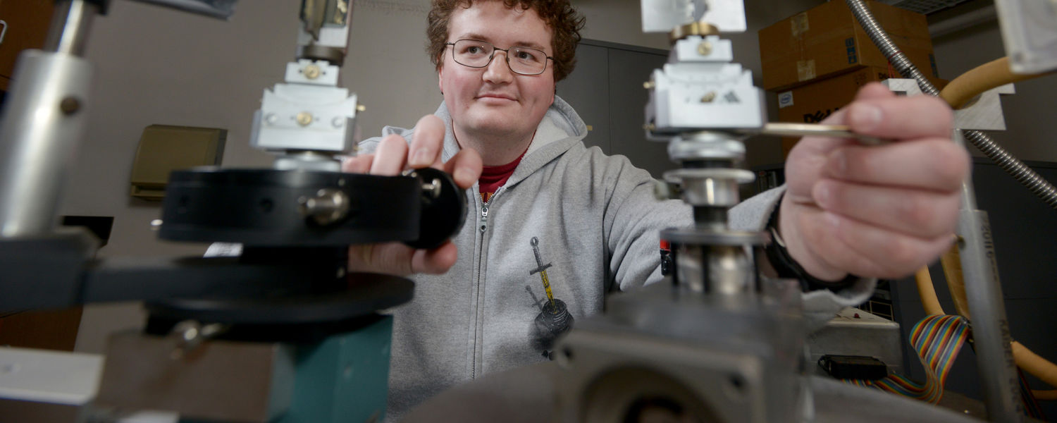 Physics Graduate Student Lewis Sharpnack will attend the Lindau Nobel Laureate Meeting in late June.