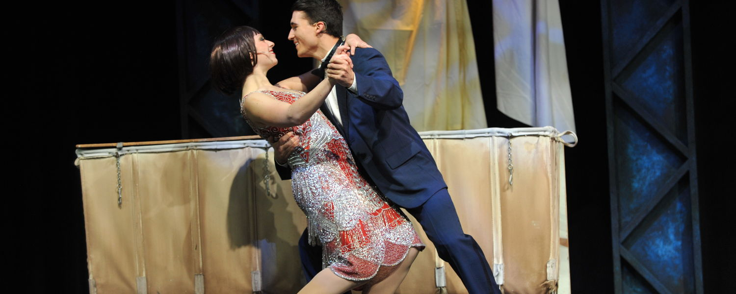 """The School of Theatre and Dance presents """"Thoroughly Modern Millie"""""""