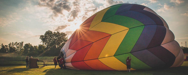 Pro Football Hall of Fame Enshrinement Festival Balloon Classic & Fireworks