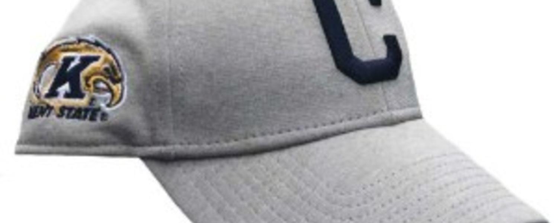 Block C Cleveland Indians/Kent State baseball cap