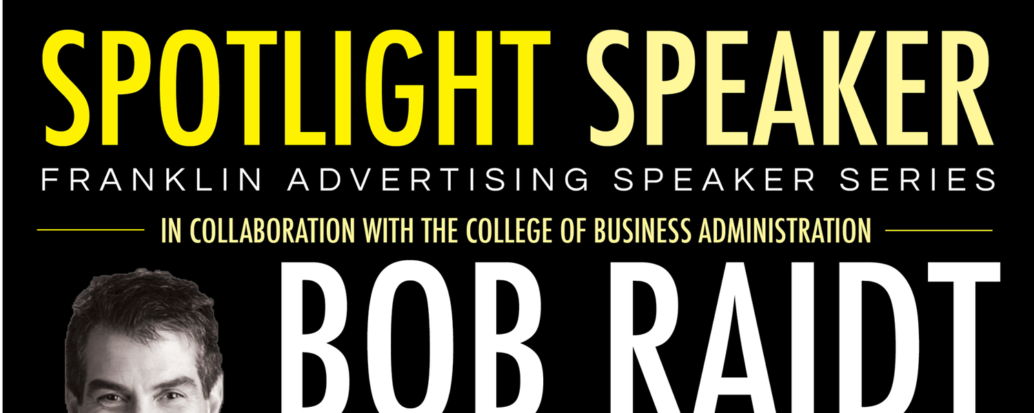 Franklin Advertising and College of Business Administration Co-Host Speaker Series