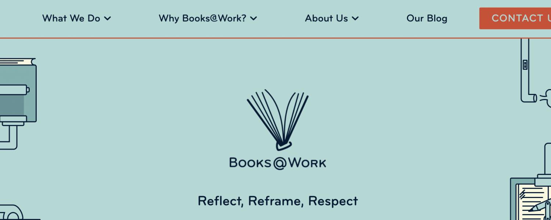 Books @ Work Website