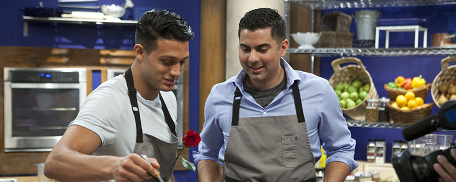 Alumnus Brandon Arroyo is a contestant on Season 12 of Worst Cooks in America.