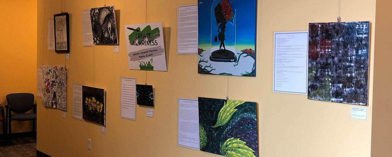 Create Awareness Gallery