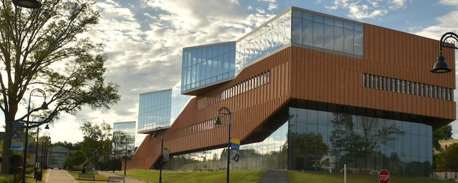 Center for Architecture and Environmental Design at Kent State