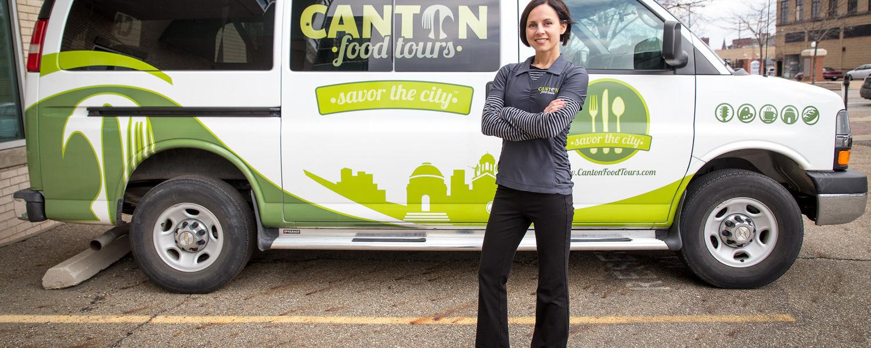 Barbara Abbott of Canton Food Tours