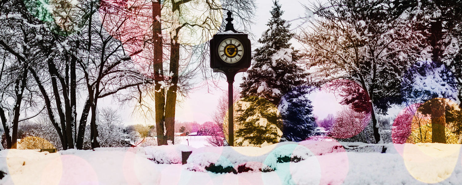 Kent State Stark will be closed Dec. 23 through Jan. 1 for holiday break.