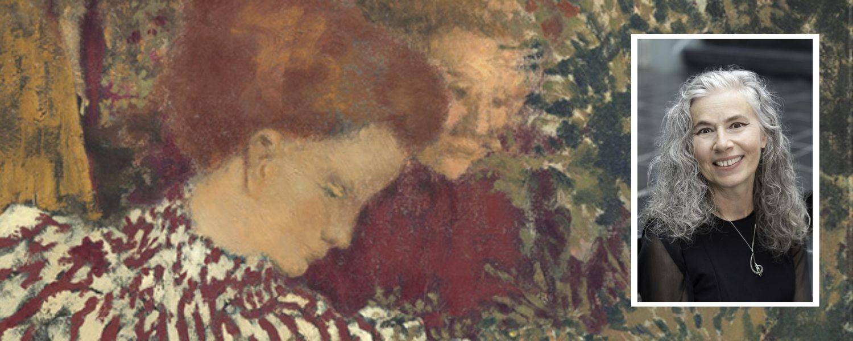 Catherine Leslie and the Art of Vuillard