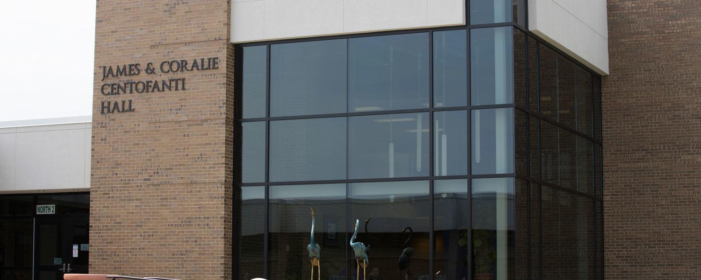 Centofanti Hall - Kent State University at Salem